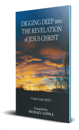 Cover of the DIGGING DEEP INTO THE REVELATION OF JESUS CHRIST Study Guide