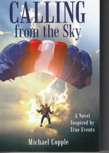 Book cover picture of CALLING FROM THE SKY