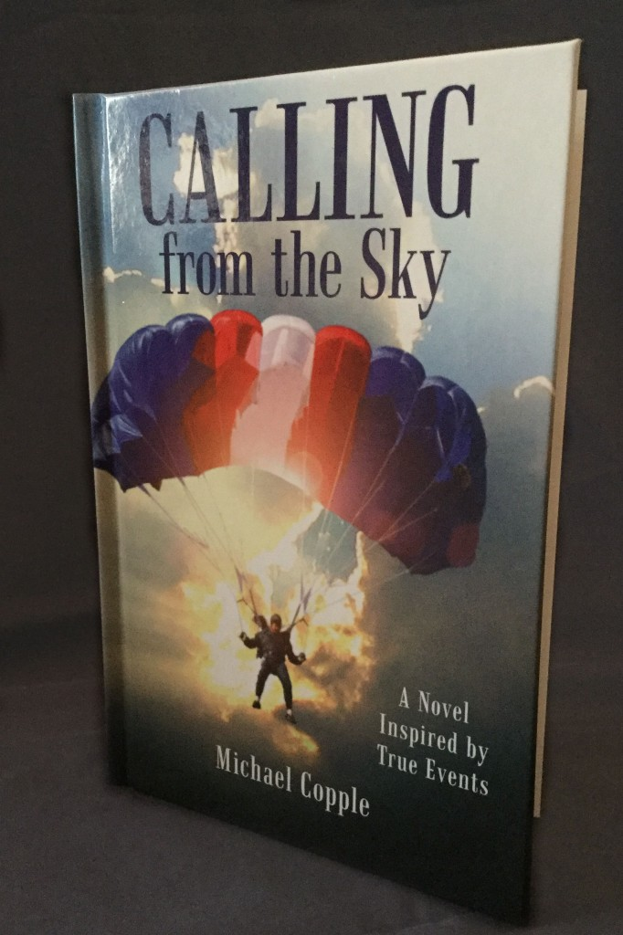 Photo of the Book Cover CALLING from the SKY