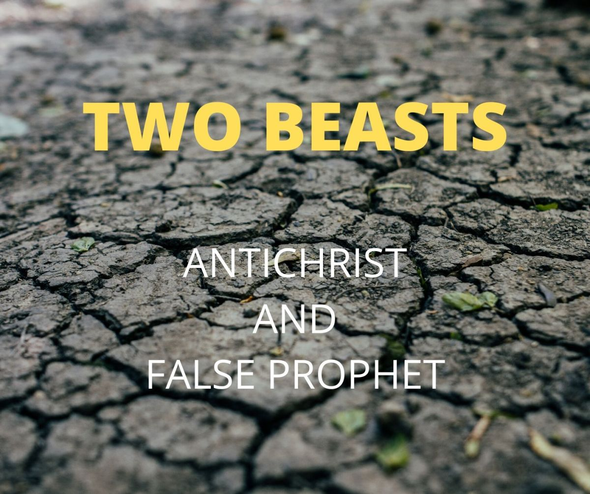 REVELATION 13     –     The Two Beasts from the Sea and theLand