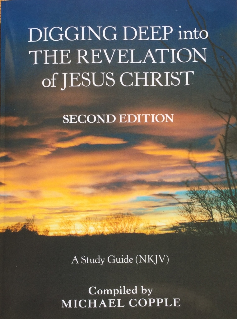 Cover of DIGGING DEEP into THE REVELATION of JESUS CHRIST Second Edition